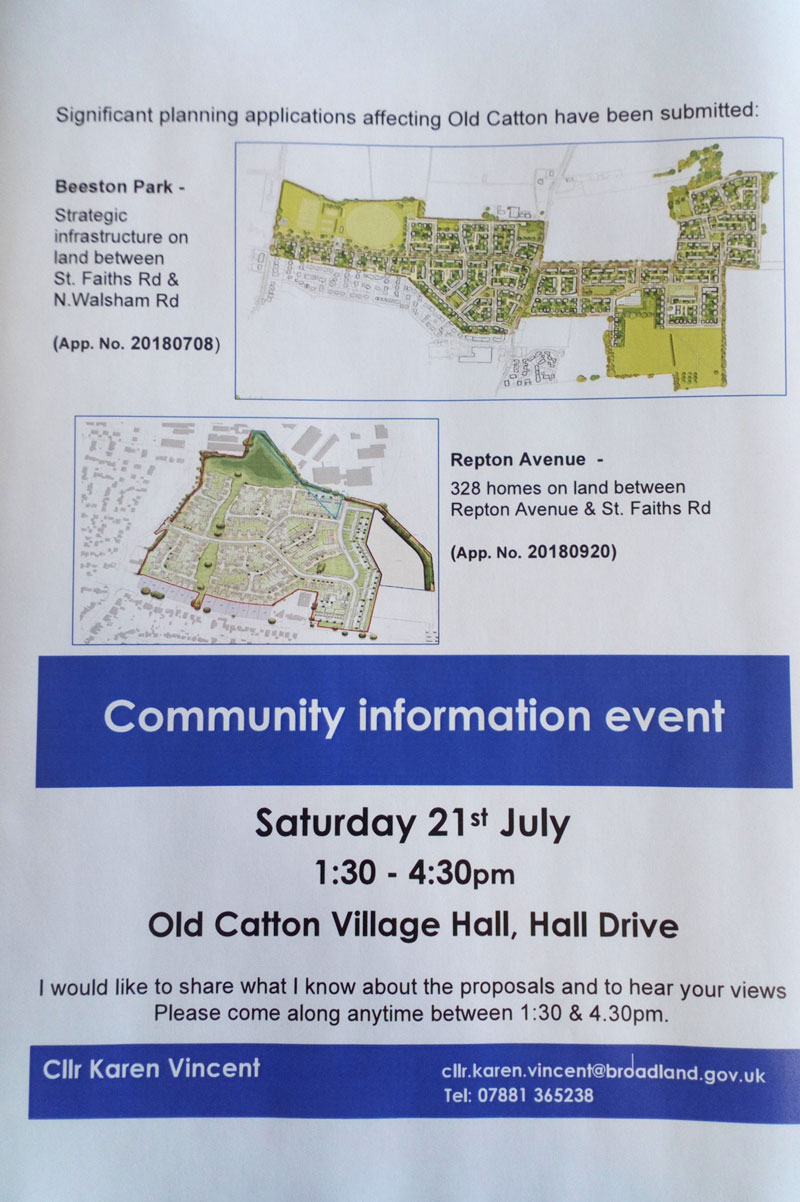 Community Information Event21st July 2018 res