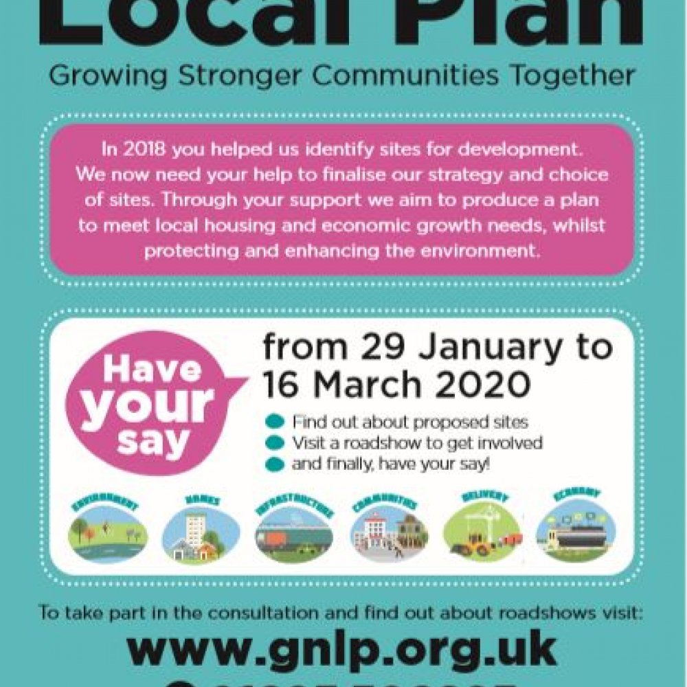 Greater Norwich Local Plan Consultation